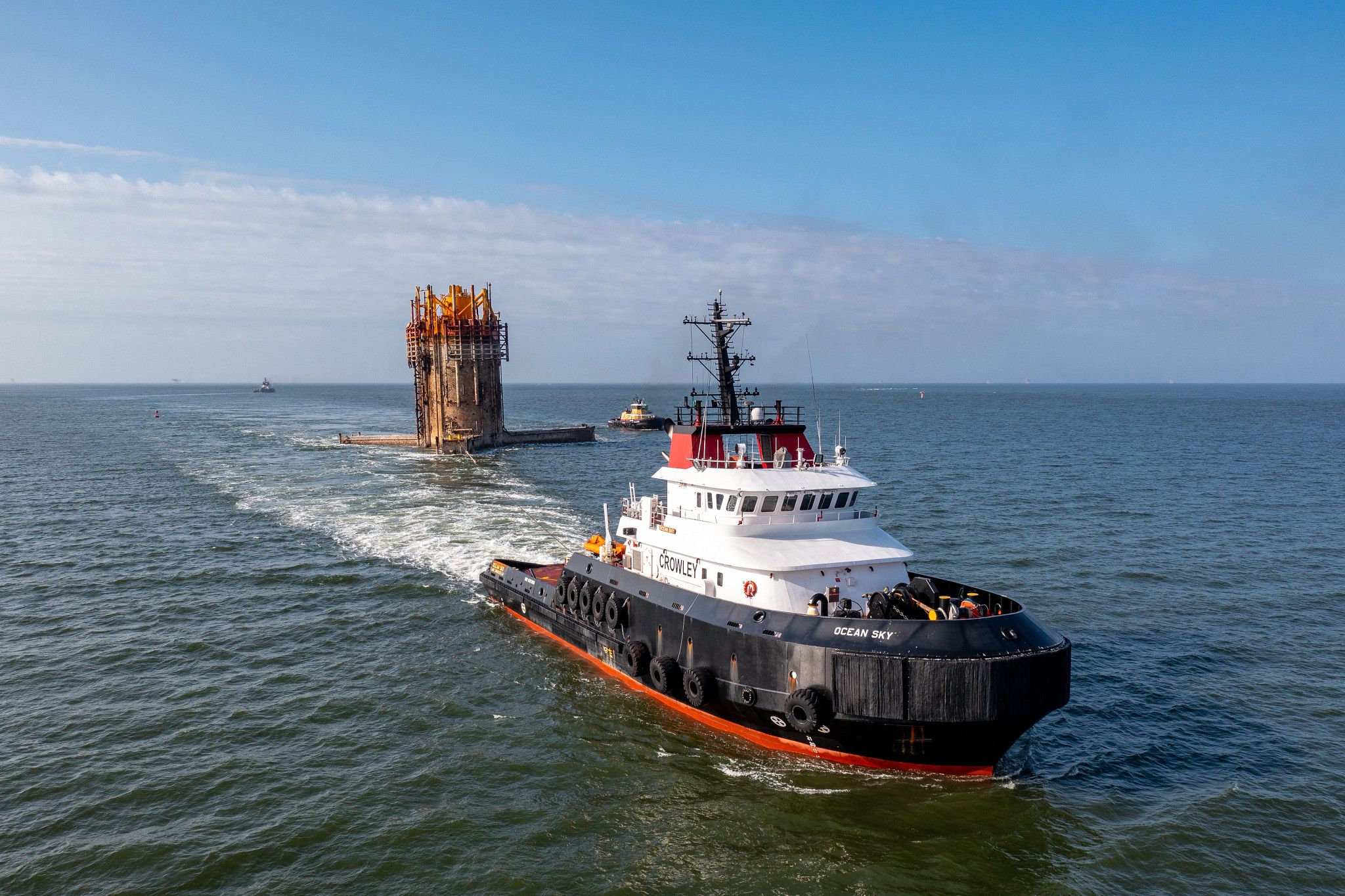 Crowley tus tow decommissioned TLP