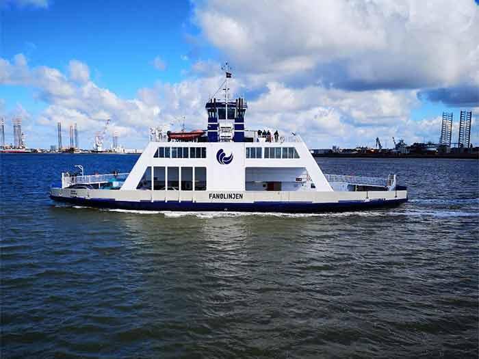 Ferries will use biofuel
