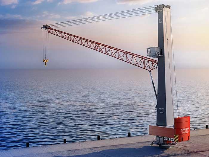 Konecranes MHC 6 ESP 10 crane