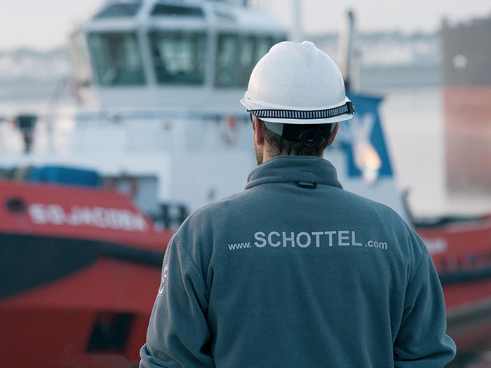 Schottel is boosing customer service in Canada