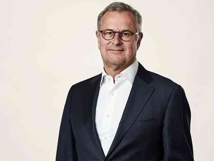 Maersk CEO Søren Skou