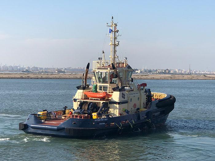 Poerfu; tug Svitzer Port Said 1