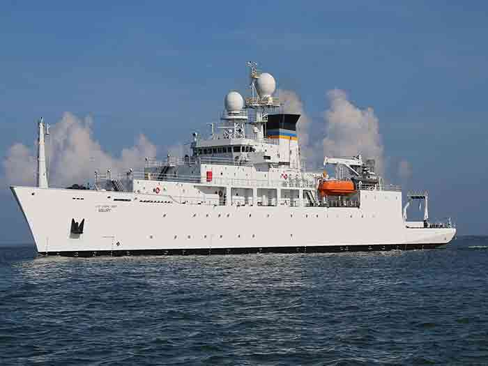 New vessel will be a modified repeat design of USNS Maury (T-AGS 66) delivered by Halter Marine in 2016