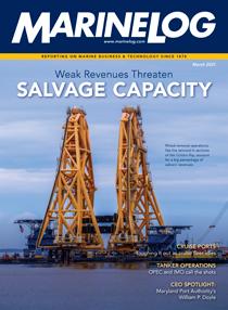 March 2021 Marine Log magazine
