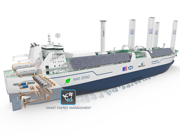 future-proof LNG carrier