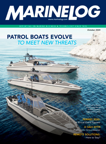 October 2020 Marine Log magazine