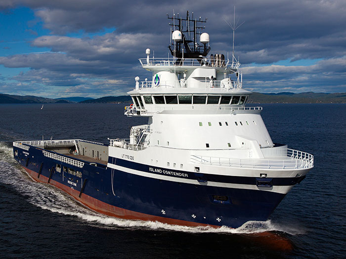26 IMsland Offshore vessels will fit Kongsberg digital solution