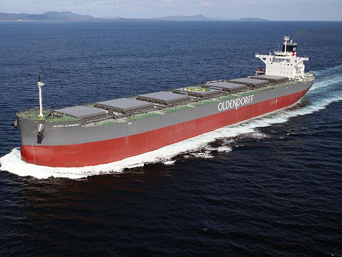 Oldendordd bulk carrier