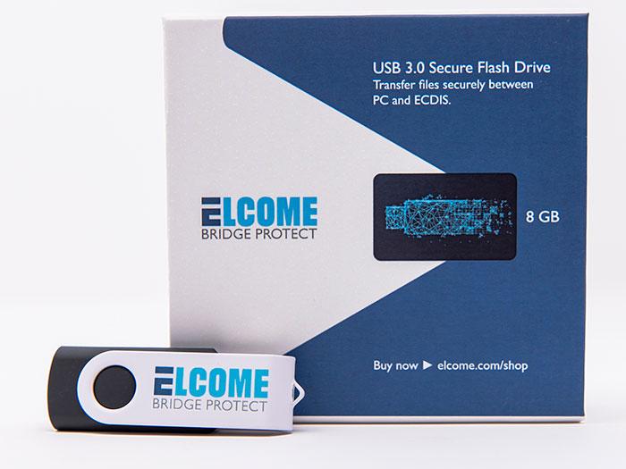 Bridge Protect flash drive