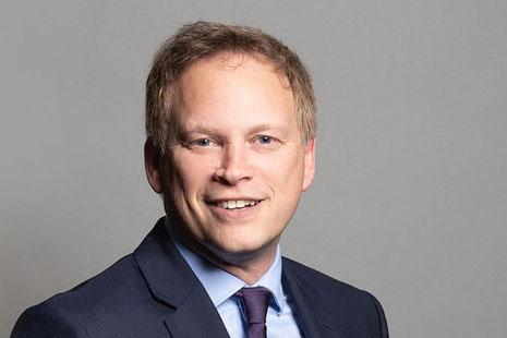 U.K. Transport Secretary