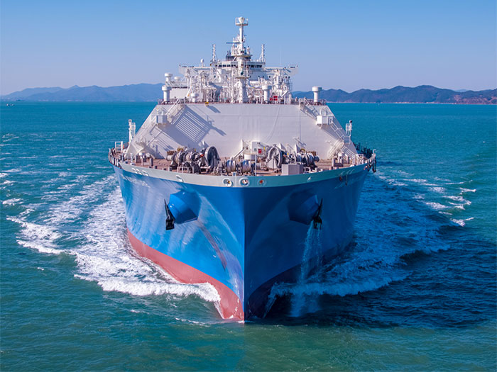 TotalEnergies LNG carrier