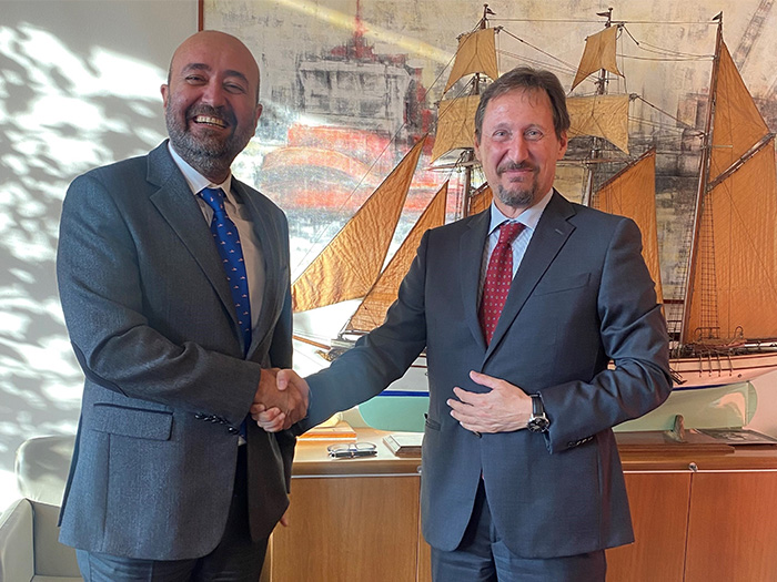 Handshake seals Tier III tugboat deal