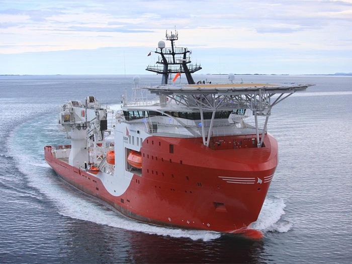 Siem Offshore subsea vessel